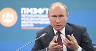 """Путин поручио Западу: Не прелазите """"црвену линију"""""""