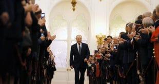 Путин свечано започео четврти председнички мандат - владаће Русијом до 7. маја 2024. 8