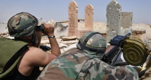 Сиријска војска у потпуности ослободила југ Дамаска (видео)