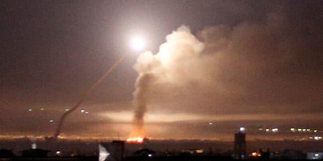 Русија упозорава Израел да прекине са бомбардовањем Сирије 1