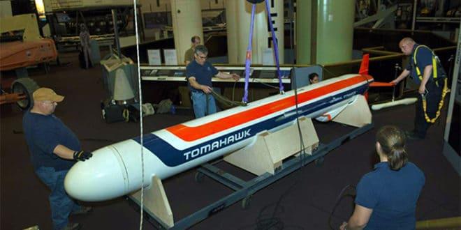 """Руска ПВО и Сирија шаљу у превремену пензију чувене америчке крстареће ракете """"Томахавк"""" 1"""