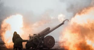 Новорусија: Велики губици украјинске војске у Горловки (видео)