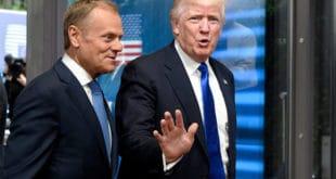 Трамп: Да сам на Тусковом месту и ја бих Трампа називао свакаквим именима