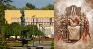 Врање: Црква против бога Перуна