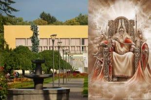 Врњачка Бања: Црква против бога Перуна