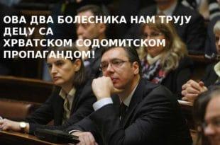 ВЕЛЕИЗДАЈНИК ПРКОСИ СРБИЈИ: Не занима ме ко шта мисли, Брнабић остаје!