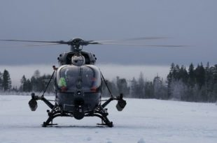 Вишенаменски хеликоптер Х-145М (видео)