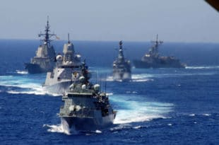 Вашингтон - због конкуренције са Русијом и Кином - поново формирао Другу ратну флоту