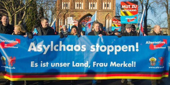 Алтернатива за Немачку пред Уставним судом оспорила имиграциону политику Меркелове 1