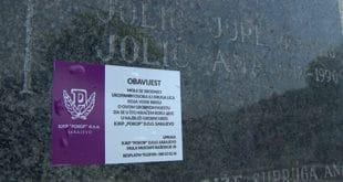 На Сарајевским гробљима нема мјеста за Србе, 13 000 гробова прекопавају а кости шаљу на спаљивање 4