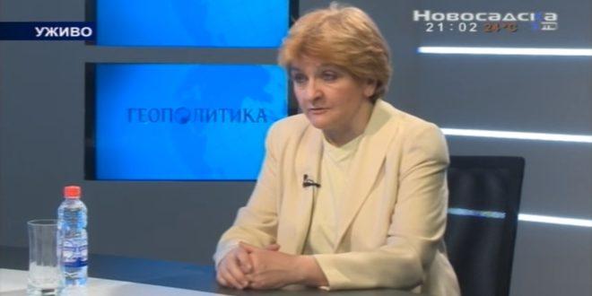 ДАНИЦА ГРУЈИЧИЋ: Током НАТО агресије почињен је екоцид, а од тада се рађају деца са ДЕФОРМИТЕТИМА!