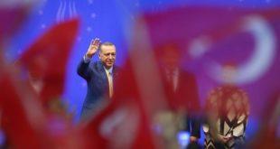 Ердоган у Сарајеву користио поздрав терористичке организације?