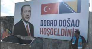 У Сарајеву ванредно стање: Стигао Ердоган
