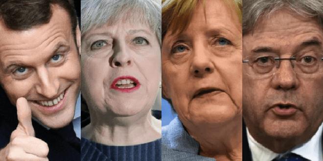 Мистерија о којој се прича: Лидери Европе немaју своју децу 1