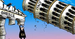 Европске земље на рубу банкрота 12