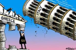 Европске земље на рубу банкрота 9