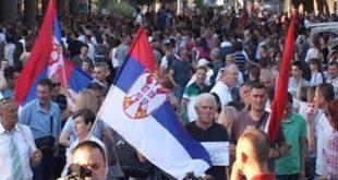 ПРОТЕСТ У КРАЉЕВУ! За смену градоначелника и поништавање одлуке о финанасирању медија (видео)