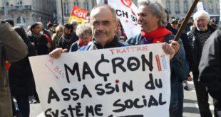 """Француска: Штрајк железничара и особља """"Ер Франса"""" 14"""