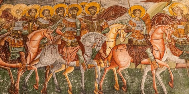 Протојереј Андреј Ткачов: Небесна војска
