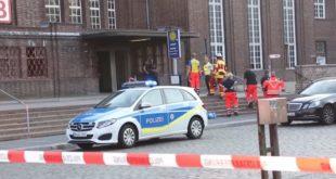 Немачка полицајка у возу ликвидирала Еритрејца који је ножем напао путника (видео) 11