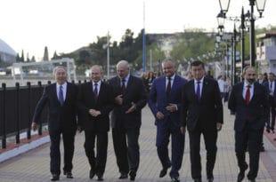Путин председавао састанком Евроазијске економске уније