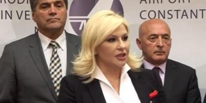 Руководство аеродрома у Нишу одговорило Зорани Михајловић 1
