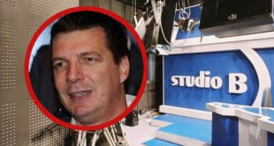 Студио Б преузет без накнаде уз дуговања која износе 188 милиона динара