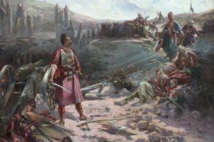 На брду Љубић код Чачка Срби у Другом српском устанку до ногу потукли турску војску