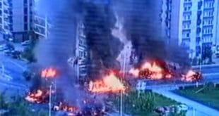 """""""Тузланска колона"""" 15. мај 1992. године (видео) 21"""