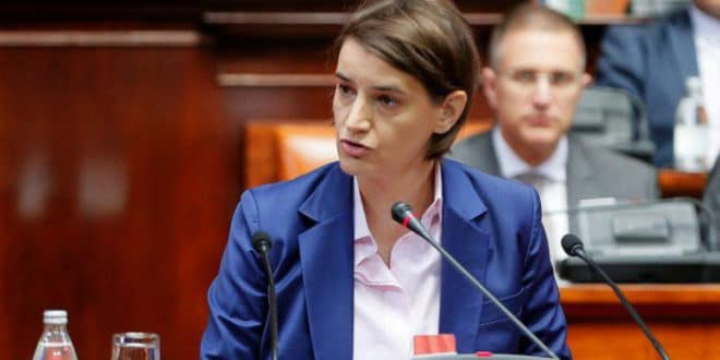 Ана Брнабић моментално да поднесе неопозиву оставку због преваре и обмане јавности! (видео) 1