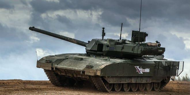 """Руски роботизовани тенк на бази Армате добио име """"Тачанка"""" 1"""