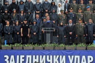 Свака држава има мафију, само у Србији мафија има државу!