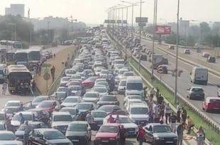 Више од 5 ХИЉАДА људи добило је казне после протеста због цена горива!