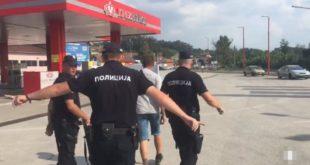 Полиција у Младеновцу ухапсила камионџију због постављеног питања (видео) 7