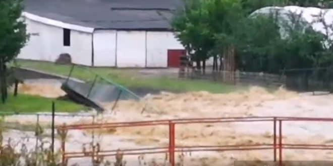 Стање приправности у Обреновцу, евакуација у Степојевцу (видео) 1