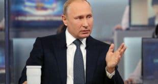 Путин: Русија располаже апсолутним оружјем, али нисмо још све открили
