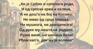 Велеиздајнички режим спрема провокације за сутрашњи Видовдански протест! 6
