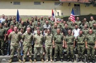 Олош плаши народ са НАТО а у Горњем Милановцу вежба са америчком војском?!