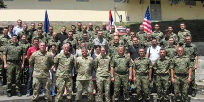 Олош плаши народ са НАТО а у Горњем  Милановцу вежба са америчком војском?! 1