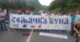 Асоцијација малинара Србије прети блокадом хладњача и штрајком глађу 7
