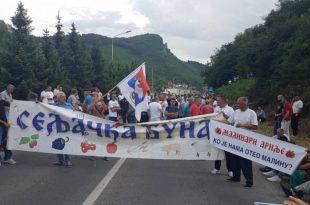 Малинари: Немамо рачун да гајимо малину за цену од 100 динара, блокирана магистрала ка Црној Гори! (видео) 14