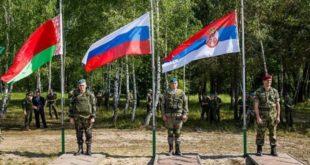 """Војна вежба """"Словенско братство 2018"""" улази у активну фазу (видео) 7"""