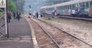ХИТ НА ИНТЕРНЕТУ! Главна међународна железничка станица у Србији (видео) 12