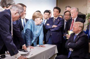 Трамп напушио Г7 и отишао у Сингапур да се види са другом Кимом 6