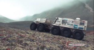 Руси направили теренац за који нема препреке било где у свету (видео)