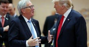 """Трамп Јункера на самиту G7 неколико пута назвао """"суровим убицом"""""""