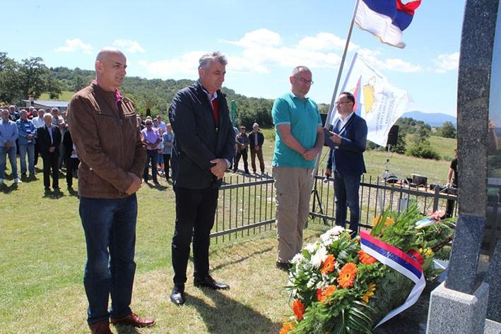 Херцеговина: Обележена 77. годишњица устанка Срба против НДХ