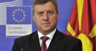 Македонски председник Ђорђе Иванов одбио да потпише проглашење Закона о коначном споразуму са Грчком 13