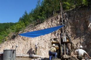 Медвеђа лежи на 1,26 милиона тона бакра и 120 тона злата