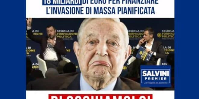 Сорош отвара нови фронт у Италији, Италијани га дочекали на нож 1